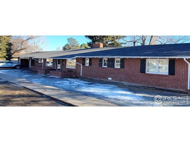 504 E 6th Ave, Fort Morgan, CO 80701 (MLS #934424) :: 8z Real Estate