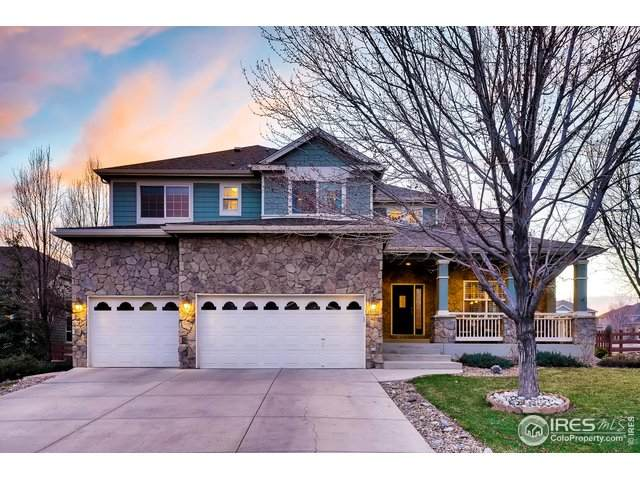 13955 Fox Hollow Ct, Broomfield, CO 80020 (#934426) :: The Griffith Home Team