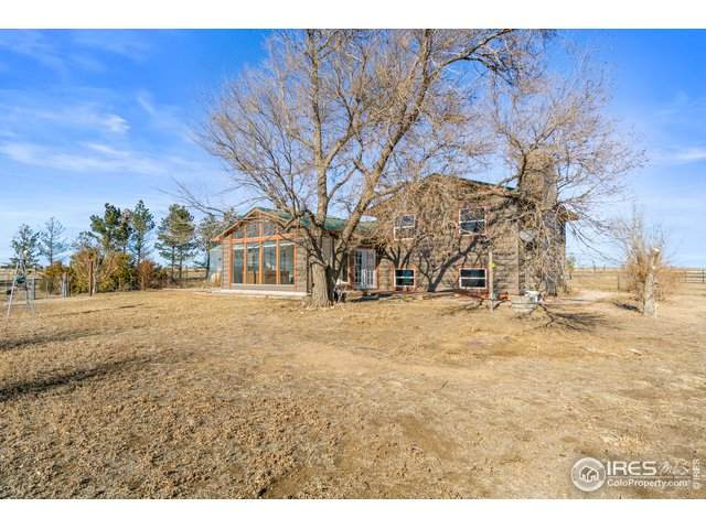 13001 N County Road 5, Wellington, CO 80549 (MLS #934429) :: Tracy's Team