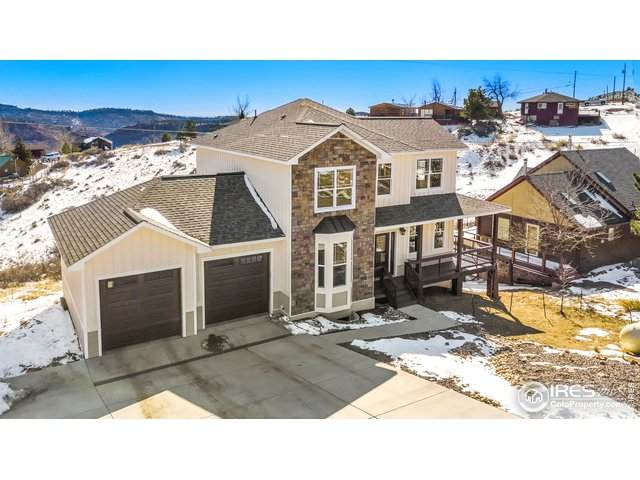 4720 Cliff View Ln, Fort Collins, CO 80526 (MLS #934436) :: The Sam Biller Home Team