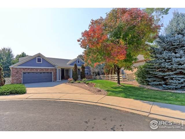 2956 Broadlands Ct, Broomfield, CO 80023 (MLS #934437) :: J2 Real Estate Group at Remax Alliance