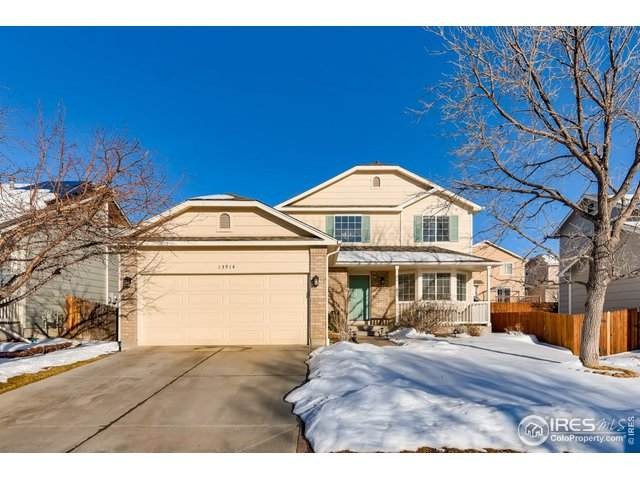 13914 Garfield St, Thornton, CO 80602 (MLS #934442) :: Wheelhouse Realty