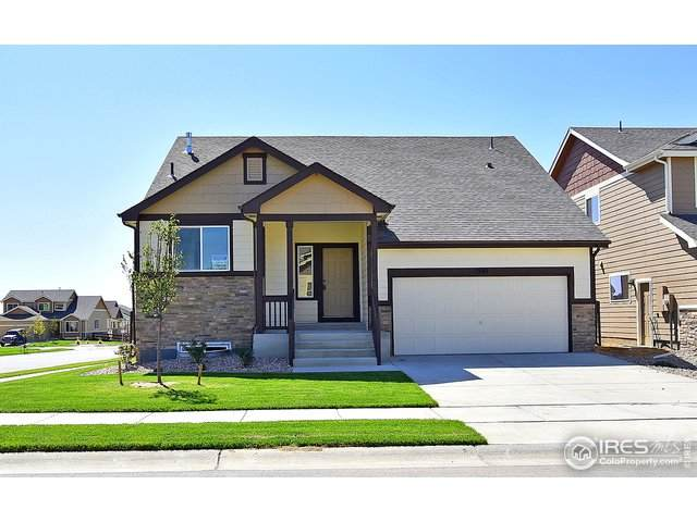 2652 Emerald St, Loveland, CO 80537 (MLS #934443) :: Downtown Real Estate Partners