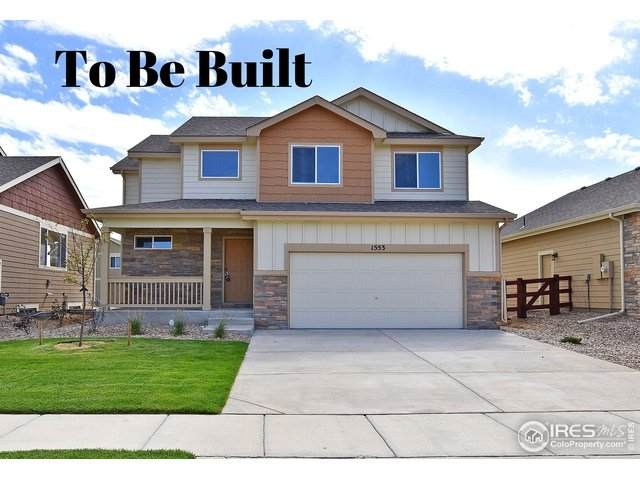 2627 Emerald St, Loveland, CO 80537 (MLS #934451) :: Downtown Real Estate Partners