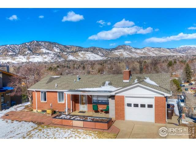 2003 Balsam Dr, Boulder, CO 80304 (MLS #934456) :: Bliss Realty Group