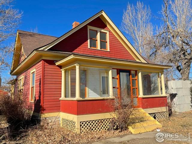 1901 S Main St, Longmont, CO 80501 (MLS #934462) :: Tracy's Team