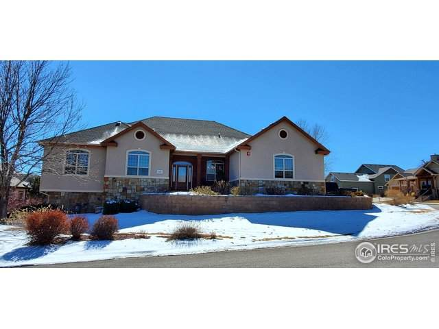 210 Meadowsweet Cir, Loveland, CO 80537 (MLS #934484) :: Downtown Real Estate Partners