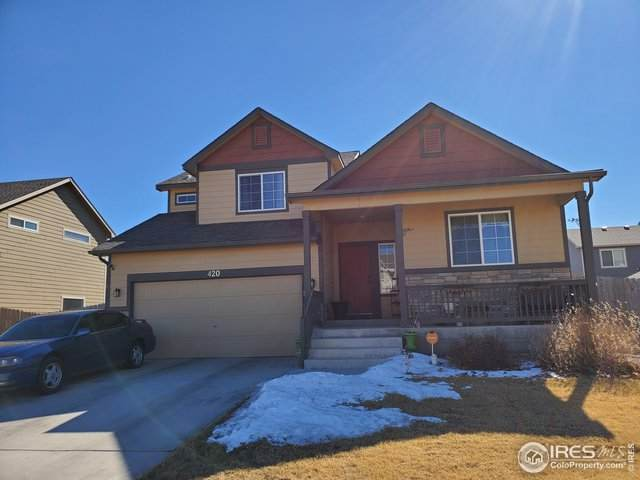 420 E 29th St, Greeley, CO 80631 (#934485) :: The Griffith Home Team