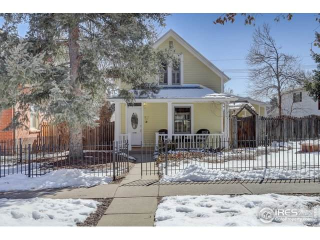 1812 Mapleton Ave, Boulder, CO 80304 (MLS #934486) :: Bliss Realty Group