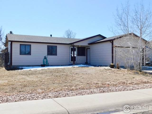 4119 Hayes Ave, Wellington, CO 80549 (MLS #934487) :: J2 Real Estate Group at Remax Alliance