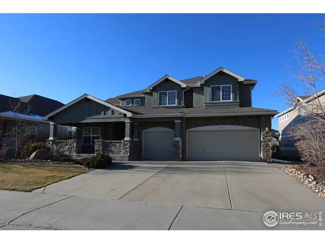 1507 Cannon Mountain Dr, Longmont, CO 80503 (MLS #934492) :: Downtown Real Estate Partners
