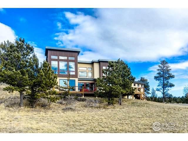 78 Navajo Trl, Nederland, CO 80466 (MLS #934511) :: Jenn Porter Group