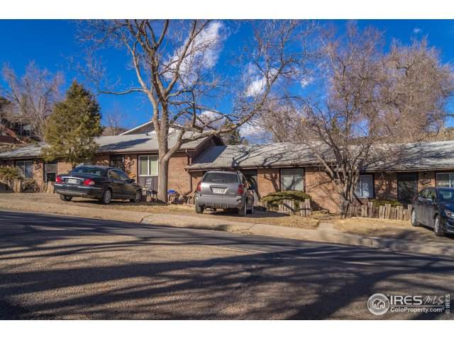 532 Prospect St, Lyons, CO 80540 (MLS #934517) :: Downtown Real Estate Partners