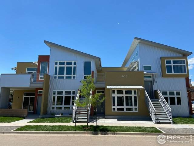 903 Blondel St #101, Fort Collins, CO 80524 (MLS #934518) :: Wheelhouse Realty