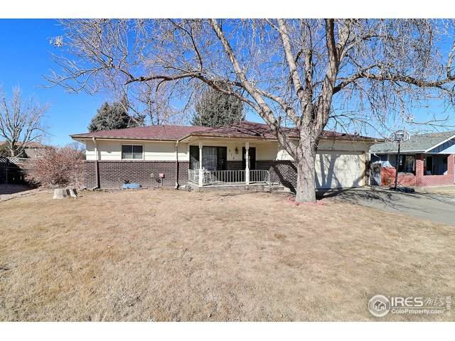813 36th Ave Ct, Greeley, CO 80634 (MLS #934529) :: 8z Real Estate