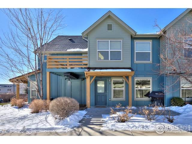 3686 Silverton St D, Boulder, CO 80301 (MLS #934532) :: Bliss Realty Group