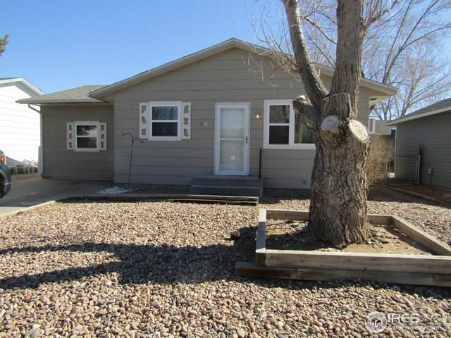 230 Cotton St, Fort Morgan, CO 80701 (MLS #934536) :: Tracy's Team