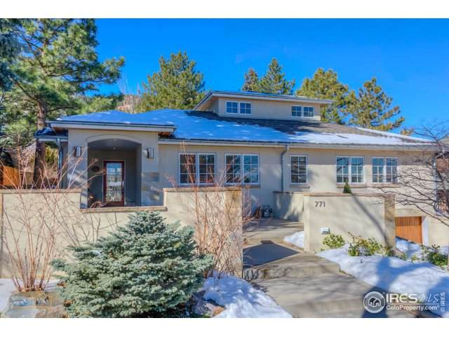771 7th St, Boulder, CO 80302 (#934543) :: Compass Colorado Realty