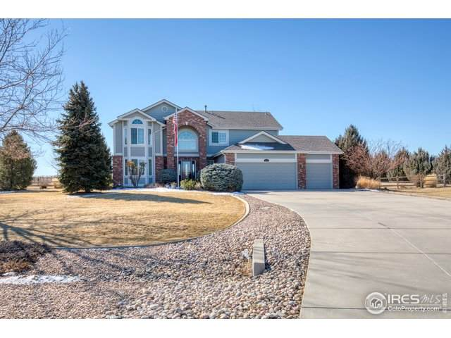8836 Longs Peak Cir, Windsor, CO 80550 (MLS #934544) :: Find Colorado