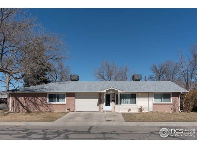 1200 Francis St, Longmont, CO 80501 (MLS #934554) :: Downtown Real Estate Partners