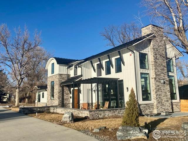 410 Main St, Louisville, CO 80027 (MLS #934576) :: Bliss Realty Group