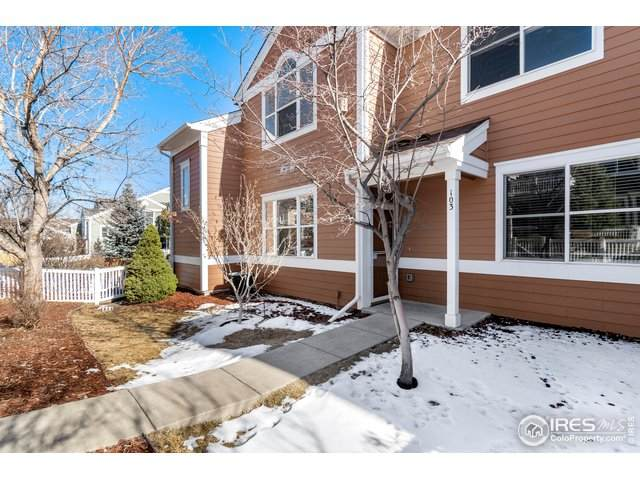 2115 Grays Peak Dr #103, Loveland, CO 80538 (MLS #934588) :: Downtown Real Estate Partners