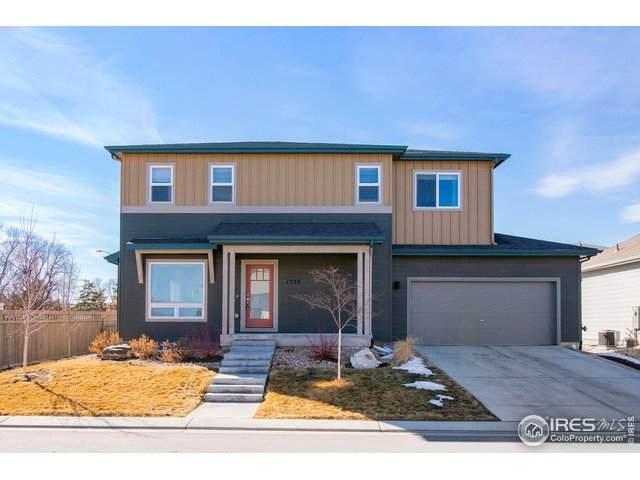 1329 Johnston Ct, Longmont, CO 80501 (MLS #934592) :: Downtown Real Estate Partners