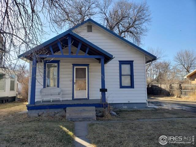 625 Sherman St, Fort Morgan, CO 80701 (MLS #934594) :: 8z Real Estate