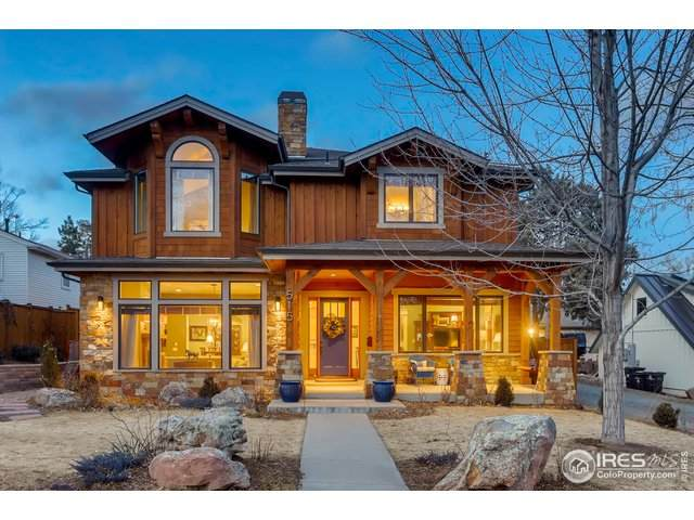 515 Forest Ave, Boulder, CO 80304 (MLS #934602) :: Downtown Real Estate Partners