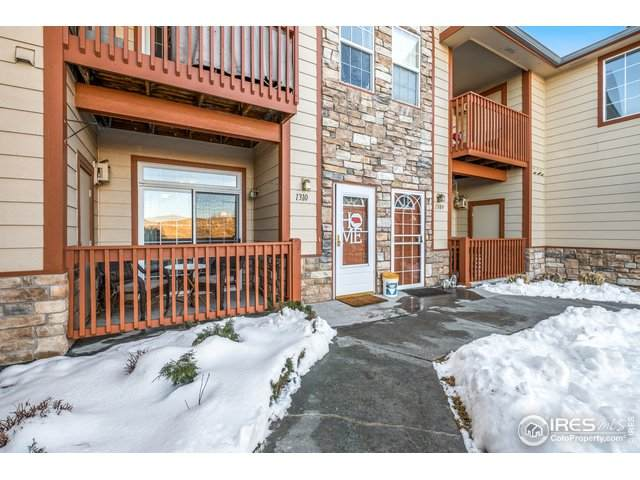 3271 E 103rd Pl #1310, Thornton, CO 80229 (MLS #934606) :: J2 Real Estate Group at Remax Alliance