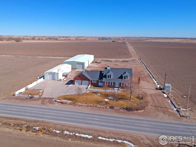 33520 Cr 43, Eaton, CO 80615 (#934612) :: Hudson Stonegate Team