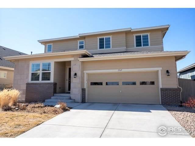 1369 Lander Ln, Lafayette, CO 80026 (MLS #934613) :: 8z Real Estate