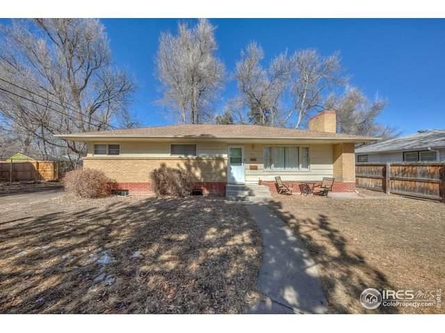 616 E Laurel St, Fort Collins, CO 80524 (MLS #934616) :: 8z Real Estate