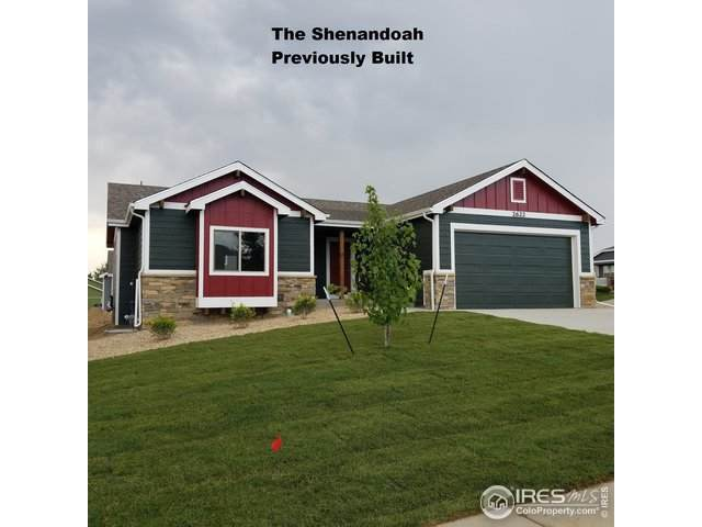 1584 Lake Point Way, Severance, CO 80550 (#934623) :: My Home Team