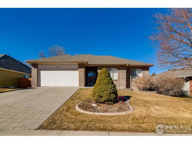 1149 52nd Ave Ct, Greeley, CO 80634 (MLS #934635) :: 8z Real Estate