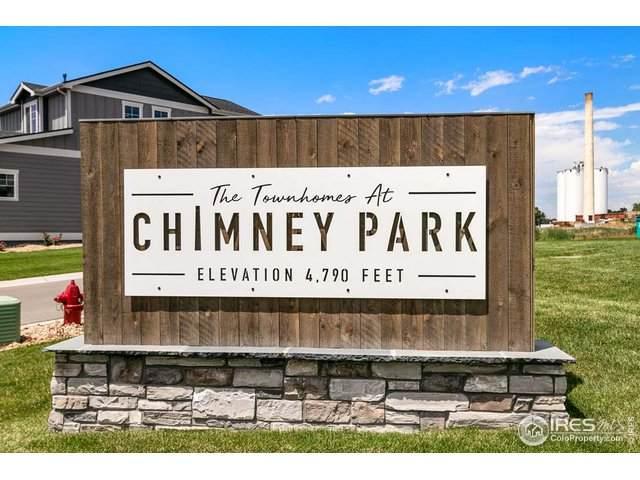 258 E Chestnut St #3, Windsor, CO 80550 (MLS #934636) :: Tracy's Team