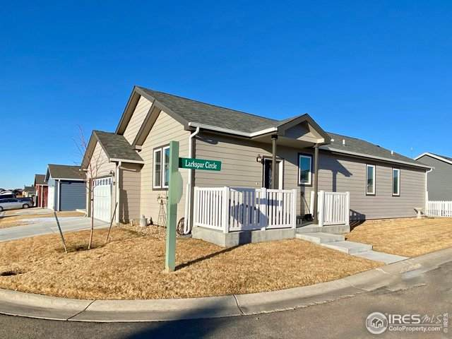 6250 Indian Paintbrush St, Frederick, CO 80530 (MLS #934639) :: Downtown Real Estate Partners