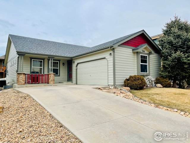 2245 Forecastle Dr, Fort Collins, CO 80524 (MLS #934640) :: Downtown Real Estate Partners