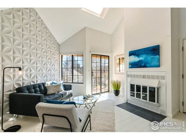 5900 Gunbarrel Ave F, Boulder, CO 80301 (#934641) :: The Griffith Home Team