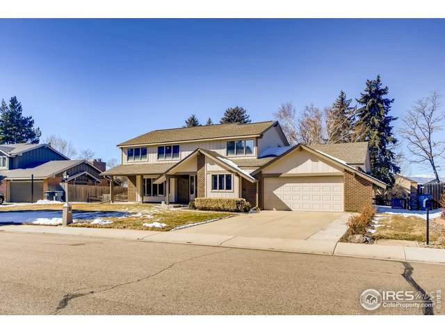 1107 Winslow Ave, Longmont, CO 80504 (#934645) :: The Griffith Home Team