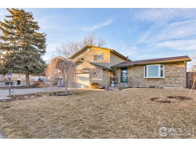 825 W 35th St, Loveland, CO 80538 (MLS #934652) :: Downtown Real Estate Partners