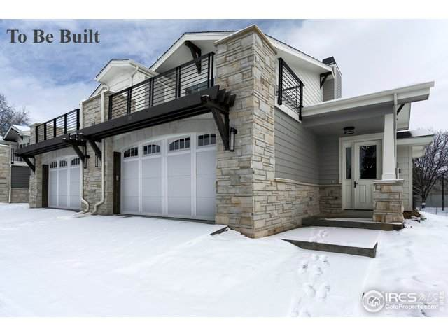 910 Hill Pond Rd #2, Fort Collins, CO 80526 (MLS #934659) :: Downtown Real Estate Partners