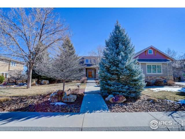 1240 Hawk Ridge Rd, Lafayette, CO 80026 (#934662) :: The Griffith Home Team