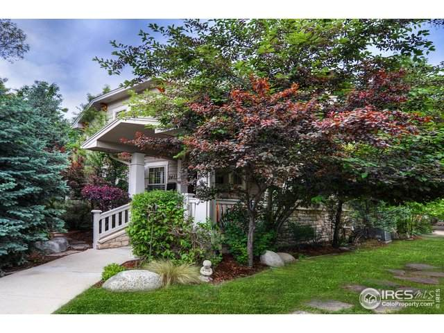 2481 Mapleton Ave, Boulder, CO 80304 (MLS #934666) :: Downtown Real Estate Partners