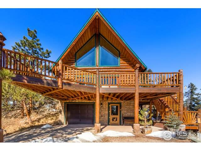 298 Mount Massive Dr, Livermore, CO 80536 (MLS #934668) :: Downtown Real Estate Partners