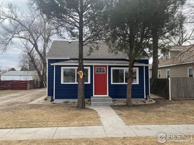 519 Platte St, Sterling, CO 80751 (MLS #934675) :: 8z Real Estate