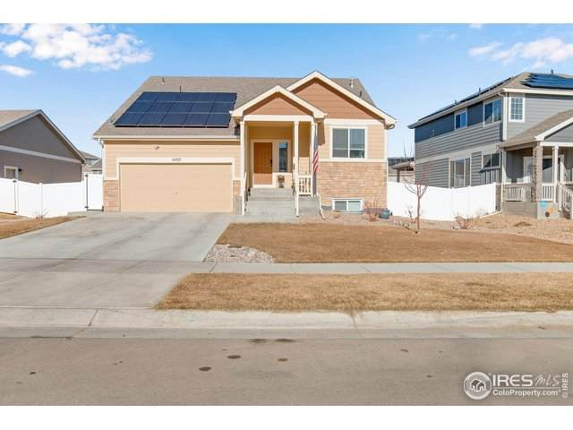 1405 87th Ave, Greeley, CO 80634 (MLS #934681) :: Downtown Real Estate Partners