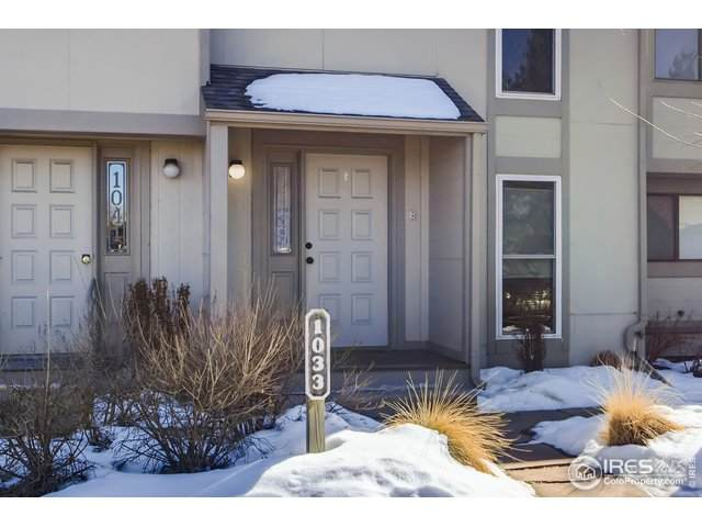 1039 E Moorhead Cir, Boulder, CO 80305 (MLS #934689) :: Downtown Real Estate Partners