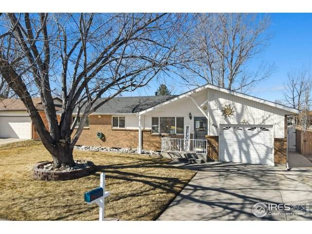 425 36th Ave, Greeley, CO 80634 (MLS #934694) :: Downtown Real Estate Partners