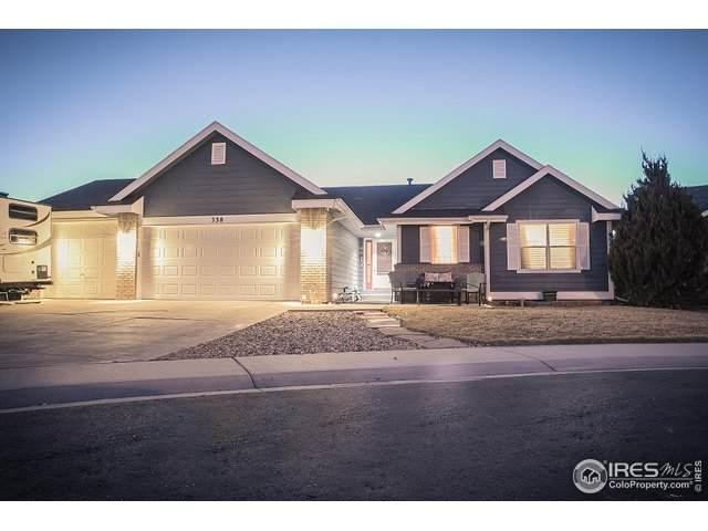 338 Hackberry Ct, Eaton, CO 80615 (MLS #934696) :: 8z Real Estate